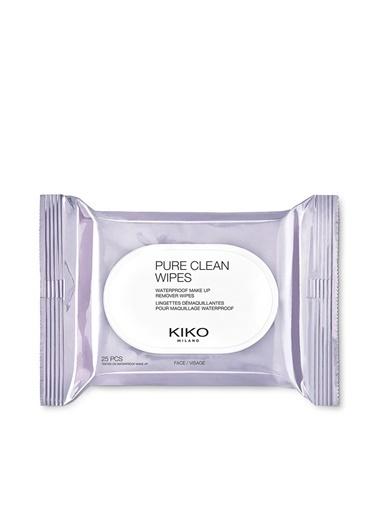 KIKO Pure Clean Wipes Renksiz